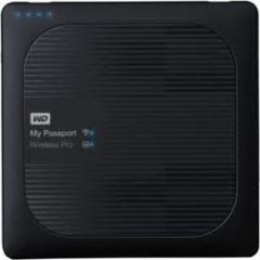 Wd My Passport Wireless Pro 2 TB Wireless External Hard Disk Drive