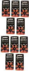 Widex Pack of 60 Hearing Aid 13 PR48 BTE Compatible Genuine Product Battery