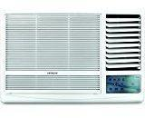 Hitachi 1.5 Ton RAW118KYH Hot & Cold Window AC (Copper, White)