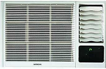Hitachi 1 Ton 3 Star RAW312KXDAI Window AC (White)