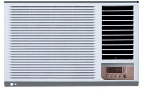 Lg 1 5 Ton Lwa18prdfh1 Hot Amp Cold Window Air Conditioner