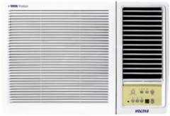 Voltas 1 ton 3 star 123 ly window air conditioner white for 1 5 ton window ac watts