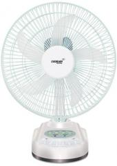 Eveready 10 Inch Rechargeable Table Fan with LED Light RF 04