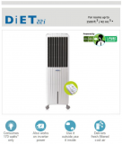 Symphony Diet 22 I Air Cooler 11 To 20 Tower White