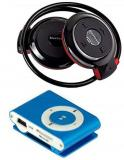 Captcha Stereo 508 Headphone With Ipod MP3 Players