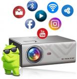 Egate K9 Android LED Projector 1280x800 Pixels