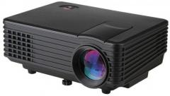 Everycom Latest RD805 Full HD 1080p Video Support LED Projector 800x600 Pixels