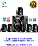 I Kall 5.1 Speaker 5000W PMPO With Bluetooth Component Home Theatre System