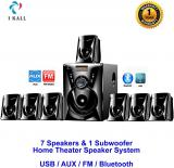 I Kall 7.1 Speaker 7000W PMPO With Bluetooth Component Home Theatre System