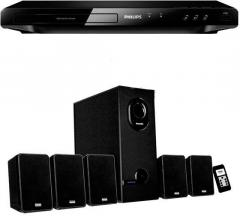 Philips DVP 3608 DVD Player with Philips DSP2600 5 1
