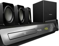 Philips HTS 2512 5 1 DVD Home Theatre System