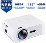 SAMYU F40 / X7 FULL HD LED Projector 1920x1080 Pixels