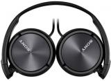 Sony MDR ZX310 Over Ear Headphones Without Mic