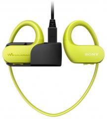 Sony NW WS413 4 GB MP3 Players Lime