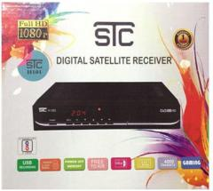 STC H 101 STB DVB TV set top box with HD FTA Multimedia Player