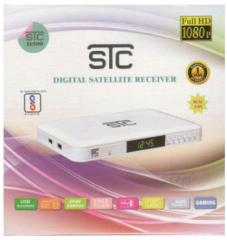 STC High Quality Set Top Box DTH With Recording H500 Multimedia Player