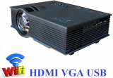 UNIC BRAND NEW UNIC UC46 WIFI LED PROJECTOR 1920X1280 PIXEL INBUILT SPEAKER LED Projector 1920x1200 Pixels