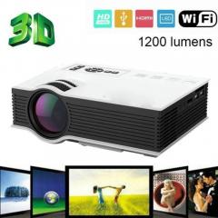 UNIC UC 46 High Lumens Wifi LED Projector 1920x1080 Pixels