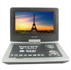 Victor Portable DVD Players Multimedia Player