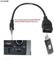 WowObjects OTG Converter Adapter HDMI Cables MP3 Players