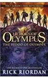 The Blood Of Olympus By: Rick Riordan