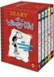 The Diary Of A Wimpy Kid Box Set By: Jeff Kinney