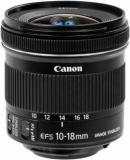Canon EF S 10 18 Mm F/4.5 5.6 IS STM Lens