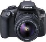 Canon EOS 1300D DSLR Camera Body With Single Lens: EF S 18 55 IS II