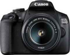 Canon EOS 1500D DSLR Camera Single Kit with 18 55 IS II lens