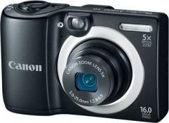 Canon PowerShot A1400 Point & Shoot Camera