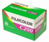 Fujifilm Fujicolor Color Negative Film ISO 200 35mm Film Roll