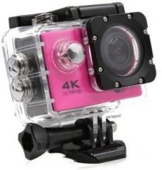 Jokin Sport Action Sports Action Camera 16 MP 4k WiFi Ultra HD Waterproof with 25 Accessories Sports and Action Camera