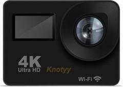 Knotyy Action Camera 4K Sports and Action Camera