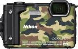 Nikon Coolpix W300 Camouflage Shockproof Waterproof Advanced Point & Shoot Camera