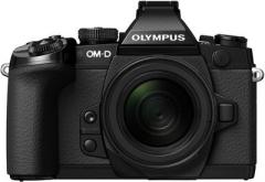 Olympus OM D E M1 with M.Zuiko Digital 12 50 mm f3.5 6.3 EZ Mirrorless Camera