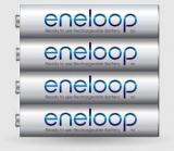 Panasonic Eneloop Shrink AAA Multi Use Rechargeable Ni MH Battery