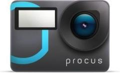 Procus Action Camera EPIC 4K dual touchscreen Sports and Action Camera