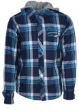 Bells And Whistles Blue Casual Shirt Boys