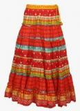 Biba Multicoloured Skirt Girls
