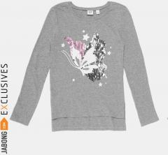 a0e2d36b Gap Girls Multicoloured Printed Round Neck T shirt for girls price 2019 &  trends in India | PriceHunt