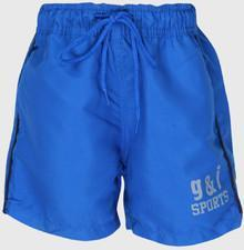 Gini & Jony Blue Shorts boys
