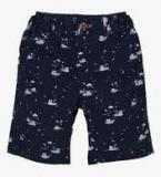 Mothercare Navy Blue Shorts Boys