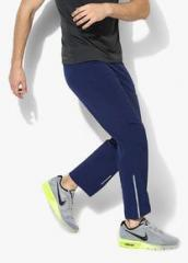 bfd64adb2 Nike As Dri Fit Stretch Woven Navy Blue Running Track Pant for men ...