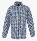 United Colors Of Benetton Multicoloured Casual Shirt Boys