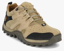 Woodland Khaki Outdoor Shoes men