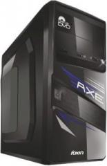 Foxin Axe Red/Blue 1102 500 with Core2Duo 2 GB RAM 500 GB Hard Disk .256 GB Graphics Memory