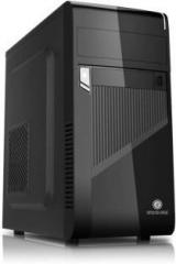 Zoonis Z10NS135 Mid Tower with CORE i5 6th genration 8 RAM 500 GB Hard Disk