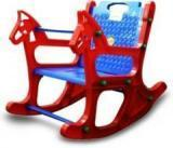 Abasr Plastic Rocking Chair