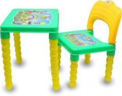 Akshat Baby Chair Table Detachable Plastic Desk Chair Price In