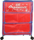 Archana Iron Folding Kids Almirah Carbon Steel Collapsible Wardrobe